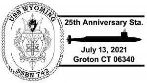 SSBN-742 25th Anniversary