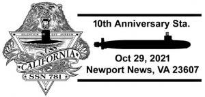 SSN-781, 10th Anniversary